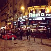 Photo taken at Café di Roma by Lesya on 2/27/2013