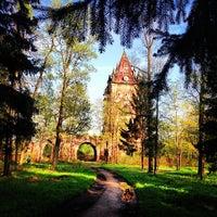 Photo taken at Замок с приведениями by Lesya on 5/16/2013
