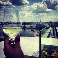 Photo taken at Москва City by Lesya on 6/2/2013