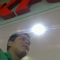 Photo taken at Kentucky Fried Chicken by Mario P. on 10/14/2012