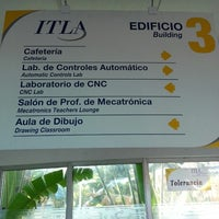 Photo taken at ITLA (Instituto Tecnologico de las Americas) by Ino H. on 2/20/2013