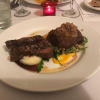 Photo taken at The Rowhouse Restaurant by Mardee T. on 12/24/2017