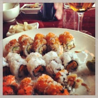 Photo taken at Sushi Monster by Siniva T. on 4/14/2013