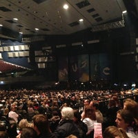 Photo taken at Wiener Stadthalle by Nico G. on 5/13/2013