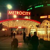 12/24/2012 tarihinde Yüksel Ü.ziyaretçi tarafından MetroCity'de çekilen fotoğraf