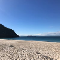 Photo taken at Zenith Beach by Cil M. on 7/11/2017