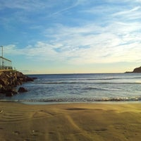 Photo taken at Playa De La Concha by Nikolay S. on 11/29/2012