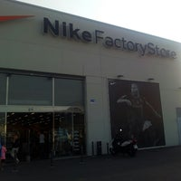 Photo taken at Nike Factory Store by Nikolay S. on 8/31/2013