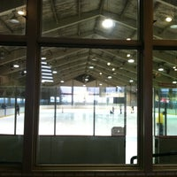 Photo taken at Mercer County Skating Center by Tatyana on 1/19/2013