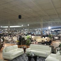 ... Photo Taken At American Furniture Warehouse By Angela R. On 2/19/2014  ...