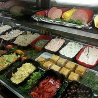 Photo taken at Pomperdale - A New York Deli by Ft. Lauderdale E. on 11/4/2012