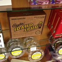 Photo taken at Idaho Candy Co by Timothy B. on 3/27/2013