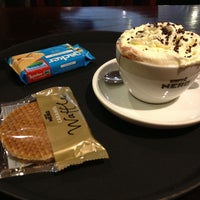 Photo taken at Caffè Nero by Mohammed A. on 3/10/2013