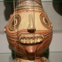 Photo taken at Museo de Jade by Pamela B. on 9/17/2014