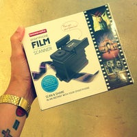 Photo taken at Lomography Gallery Store by Bruna B. on 6/29/2013