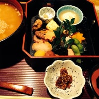 Photo taken at 味亭山崎屋 by naka b. on 11/3/2013