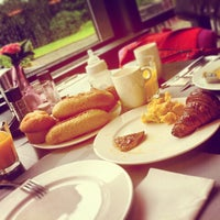Photo taken at Van der Valk Hotel Nieuwerkerk by Eduard B. on 6/23/2013