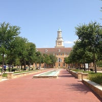 Photo taken at University of North Texas by Dora F. on 8/1/2013