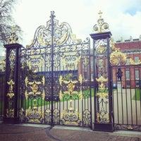 Photo taken at Kensington Palace by Jane S. on 5/5/2013