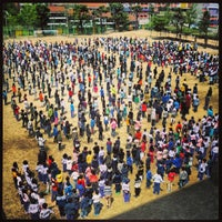 Photo taken at 경동초등학교 by Keir T. on 4/26/2013