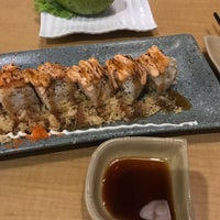 Photo taken at De'Sushi by Maylie on 4/28/2017