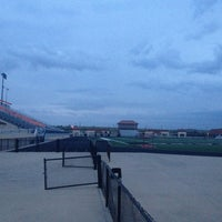 Photo taken at Aledo High School by Phil B. on 9/20/2013