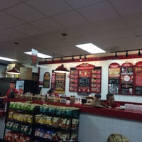 Photo taken at Firehouse Subs by Phil B. on 2/6/2014