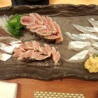 Photo taken at 海人 鍛冶町店 by TanMen on 10/1/2013