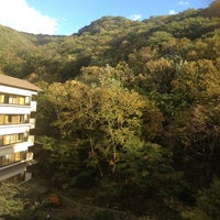 Photo taken at Daiichi Takimotokan by Henry HyunSeok K. on 10/19/2012