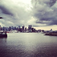 Photo taken at NY Waterway Ferry Terminal Port Imperial by Nati S. on 10/27/2012