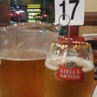 Photo taken at Shakey's Pizza Parlor by Kiara R. on 2/11/2015