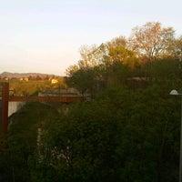 Photo taken at Fortín De San Bartolomé by EMJ on 4/24/2013
