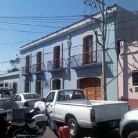 Photo taken at Noticias Voz e Imagen de Oaxaca by Varo M. on 11/12/2012