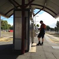 Photo taken at Ashfield Station by Nikki L. on 12/6/2012