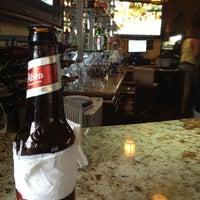 Photo taken at Bar-Restaurante Chicago by Melissa N. on 4/27/2013
