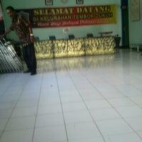 Photo taken at Kantor Lurah Tembok Dukuh by Manggal A. on 1/10/2013