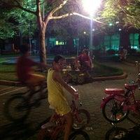 Photo taken at Vườn hoa Trung Yên by Na z. on 7/4/2013