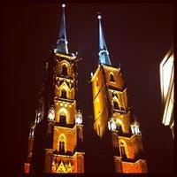 Das Foto wurde bei Ostrów Tumski von Paul N. am 10/29/2013 aufgenommen