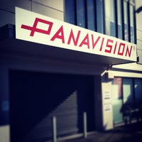 Photo taken at Panavision by Anton A. on 3/19/2013