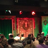 Photo taken at Brave New Workshop Comedy Theatre by Andy K. on 12/31/2012