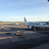 Photo taken at Helsinki Airport  (HEL) by Vladimir L. on 7/13/2013