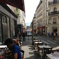 Photo taken at Montmartre by Zarina A. on 8/18/2013