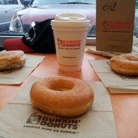 Photo taken at Dunkin' Donuts by maymotoyama on 6/7/2013