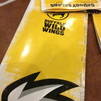 Photo taken at Buffalo Wild Wings by Stephanie G. on 1/31/2013