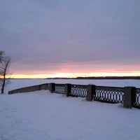 Photo taken at Old Embankment (1st Line) by Светлана Т. on 2/5/2013