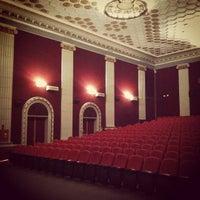 Снимок сделан в Кинотеатр «Киев» пользователем Oleksandr Y. 1/3/2013