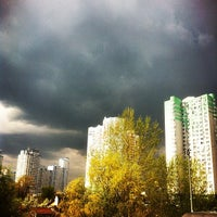 Photo taken at Аллейка на Чавдар by Oleksandr Y. on 4/23/2014