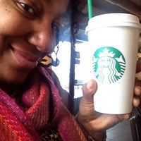 Photo taken at Starbucks by MsMarilyn D. on 2/1/2014