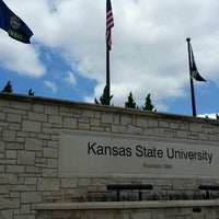 Photo taken at Kansas State University by Rob G. on 5/17/2013