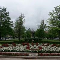 Photo taken at University of Oklahoma by Rob G. on 5/16/2013